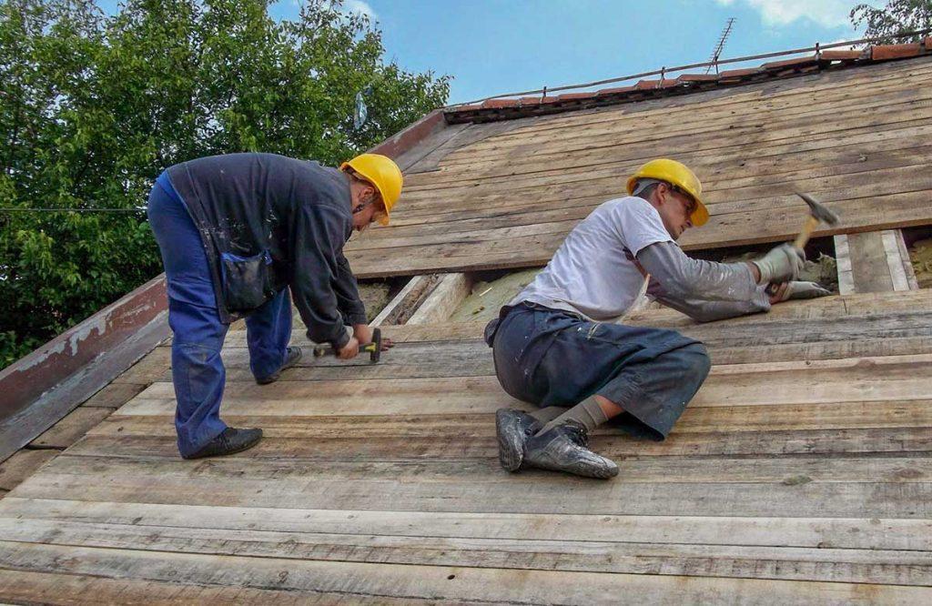 Izrada novog krova beograd, Majstor za krov, renoviranje krova