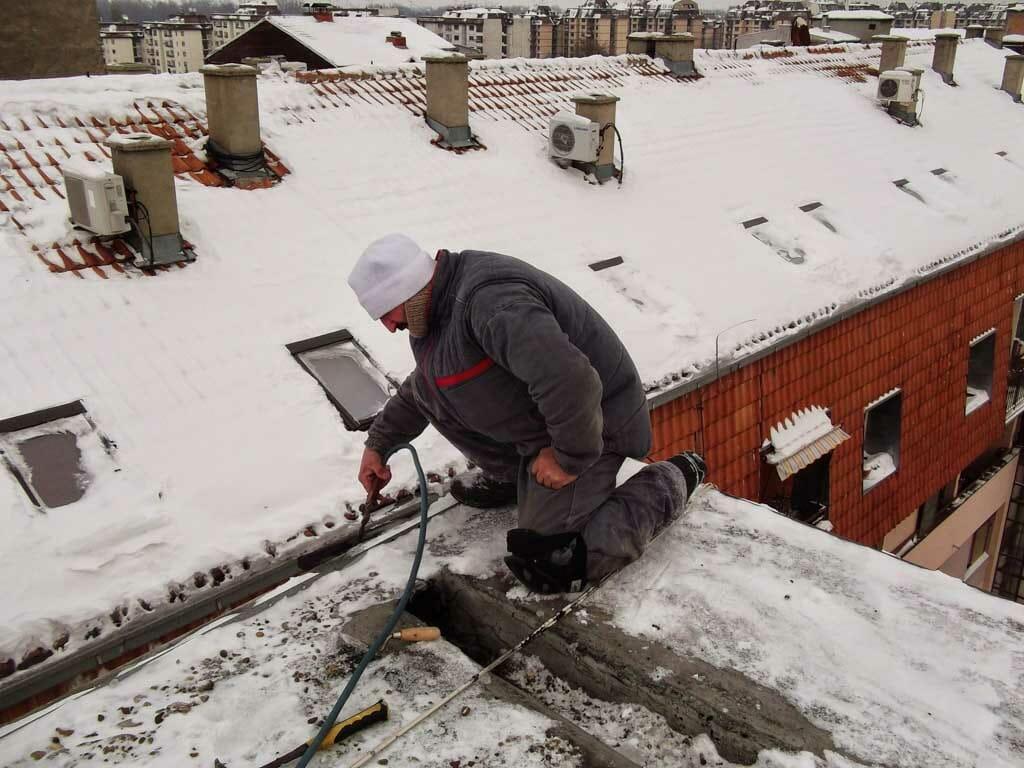 Majstor za krov