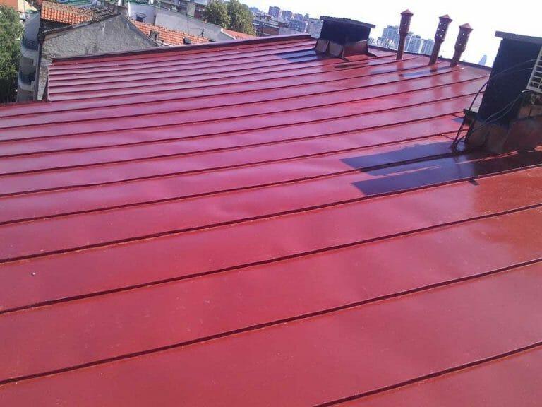 Izrada limenih krovova, sanacija limenih krovova, popravka krova, sanacija prokisnjavanja