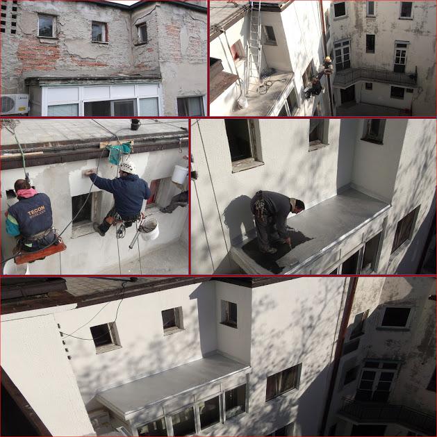 demit fasada visinski radovi Beograd , alpinista, alpinisticki radovi,