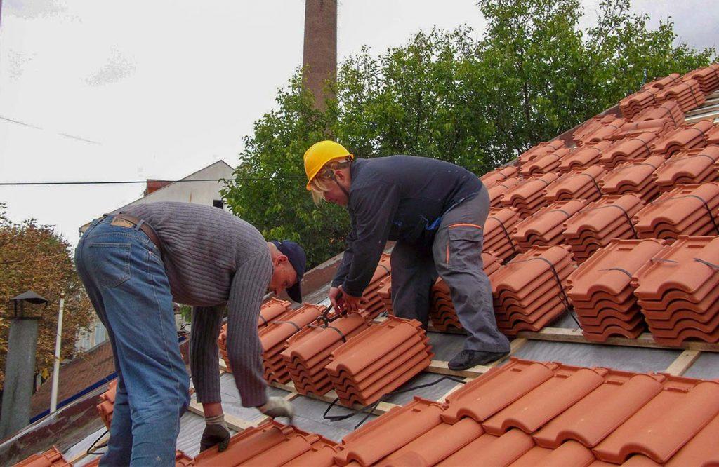 krovovi, sanacija krova, majstor za krov