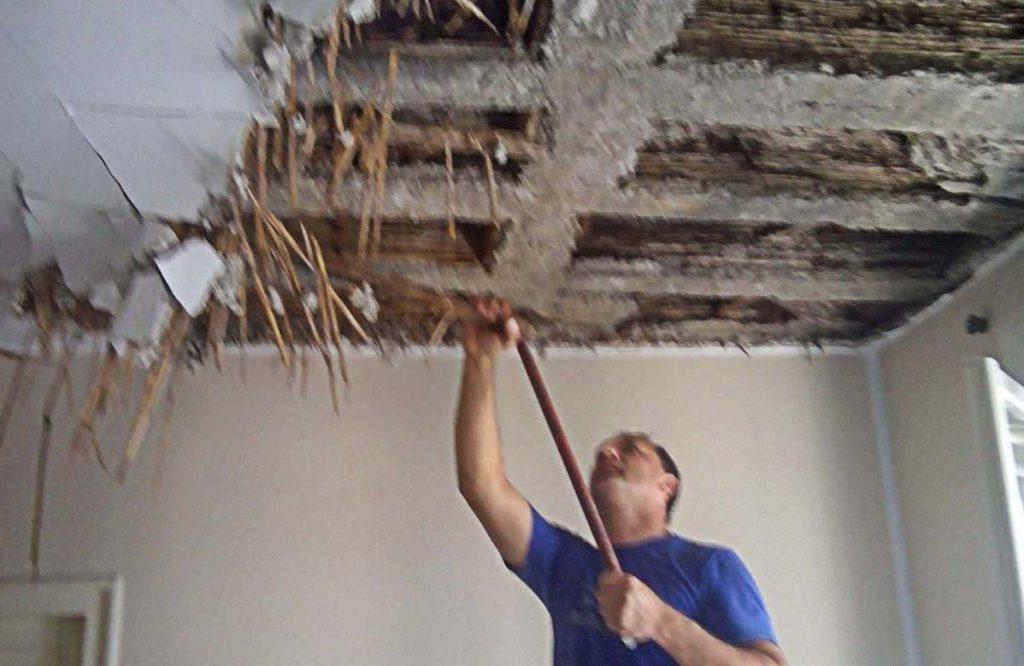 Prokisnjavanje krova